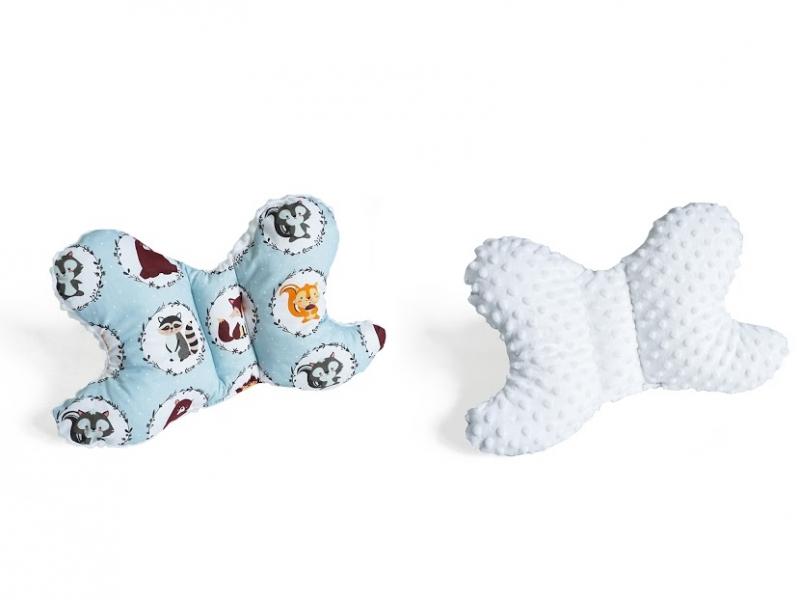 baby-nellys-oboustanny-polstarek-motylek-zviratka-minky-bila