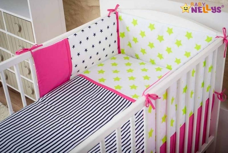 baby-nellys-mantinel-s-povlecenim-135x100cm-stars-be-love-c-1-135x100