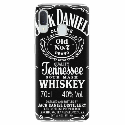 Plastový kryt iSaprio - Jack Daniels - Samsung Galaxy A20e