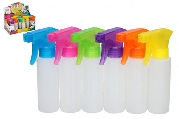 Křídy ve spreji 12gr asst 6 barev 24ks v boxu
