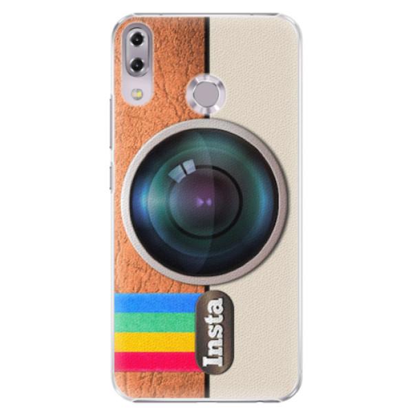 Plastové pouzdro iSaprio - Insta - Asus ZenFone 5 ZE620KL