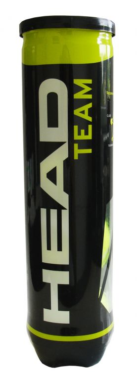 Míčky tenisové HEAD TEAM 4ks