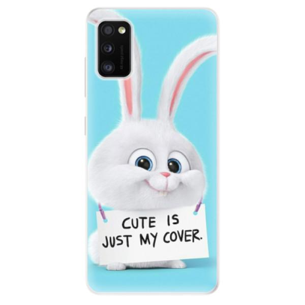 Odolné silikonové pouzdro iSaprio - My Cover - Samsung Galaxy A41