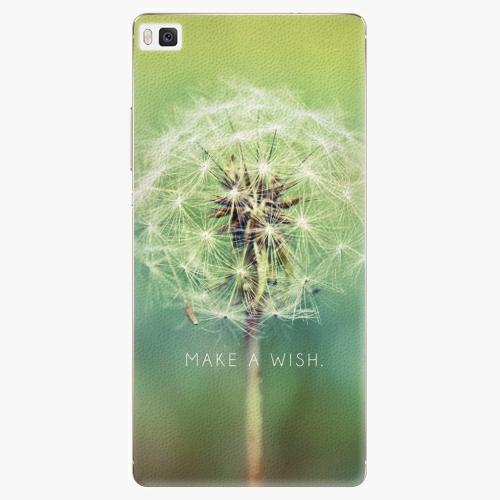 Plastový kryt iSaprio - Wish - Huawei Ascend P8