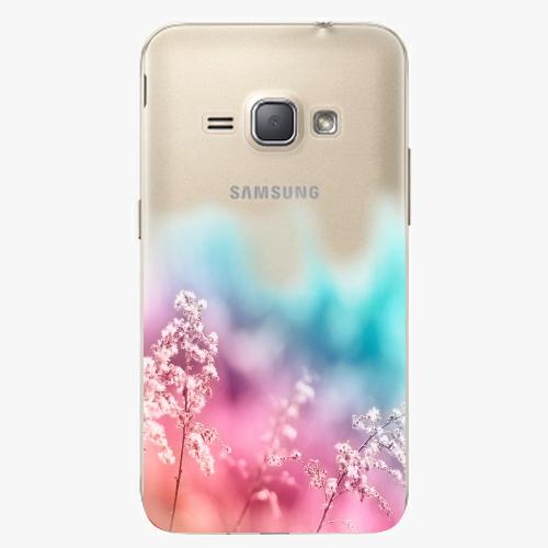 Plastový kryt iSaprio - Rainbow Grass - Samsung Galaxy J1 2016