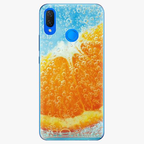 Plastový kryt iSaprio - Orange Water - Huawei Nova 3i