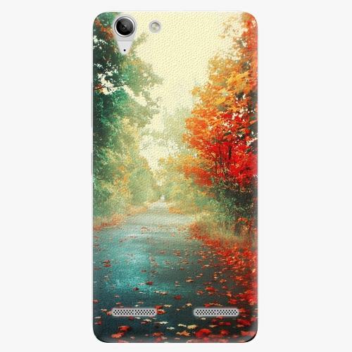 Plastový kryt iSaprio - Autumn 03 - Lenovo Vibe K5