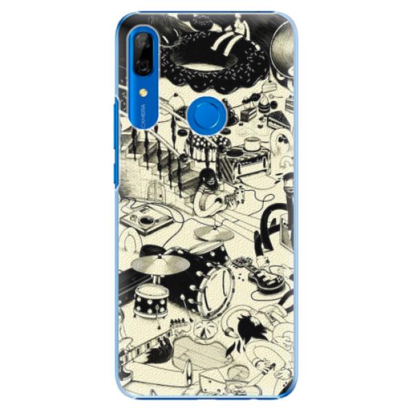 Plastové pouzdro iSaprio - Underground - Huawei P Smart Z