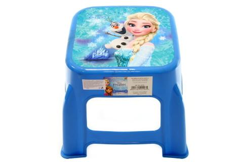Stolička Frozen modrá