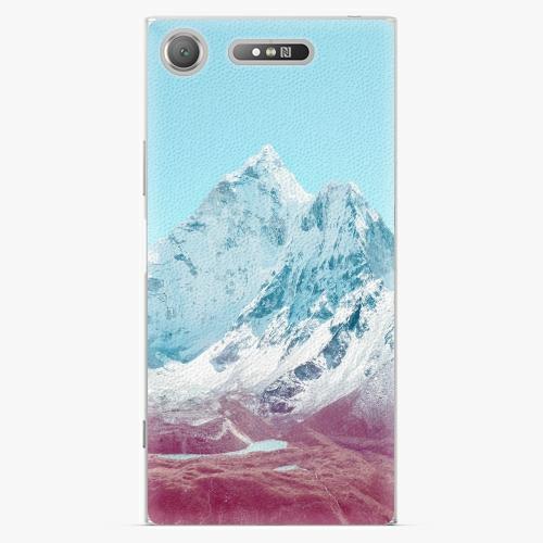 Plastový kryt iSaprio - Highest Mountains 01 - Sony Xperia XZ1