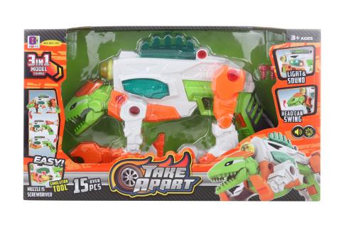 Stavebnice robot dinosaurus