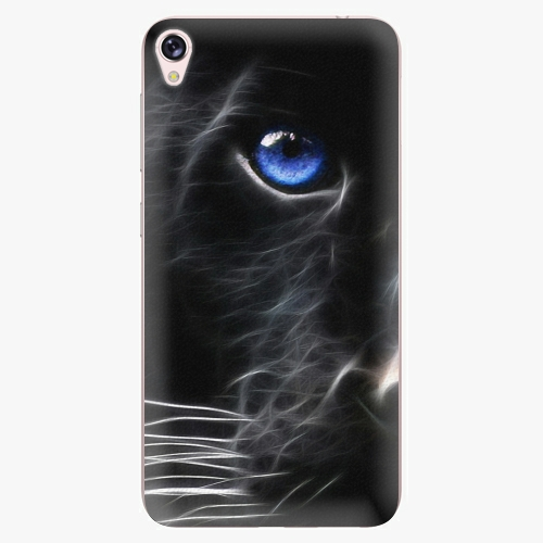 Plastový kryt iSaprio - Black Puma - Asus ZenFone Live ZB501KL