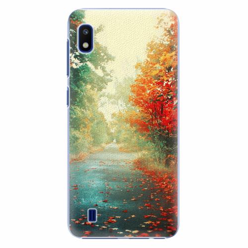 Plastový kryt iSaprio - Autumn 03 - Samsung Galaxy A10