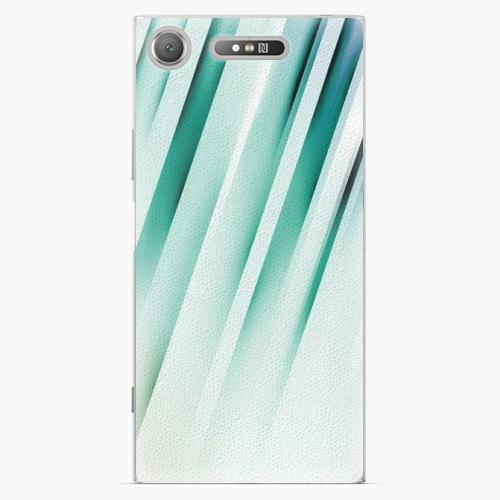 Plastový kryt iSaprio - Stripes of Glass - Sony Xperia XZ1