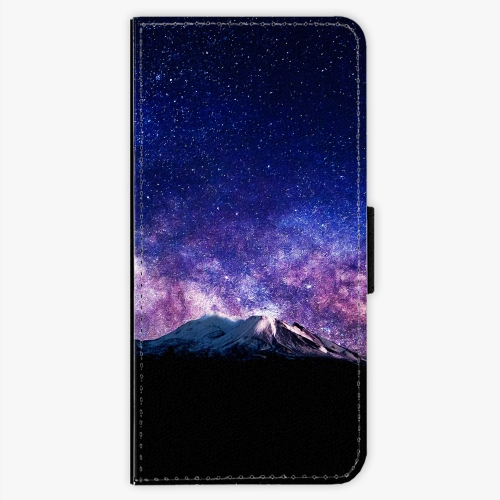Flipové pouzdro iSaprio - Milky Way - Samsung Galaxy S7 Edge