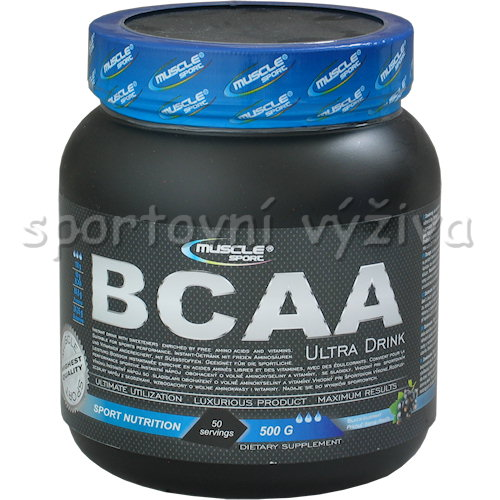 BCAA 4:1:1 ultra drink - 500g-ananas