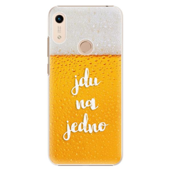 Plastové pouzdro iSaprio - Jdu na jedno - Huawei Honor 8A