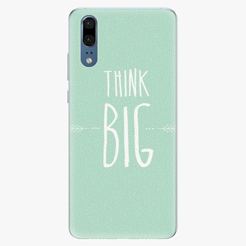 Plastový kryt iSaprio - Think Big - Huawei P20