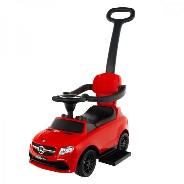 Euro Baby Jezdítko, odstrkovadlo Mercedes Benz - červené, D19