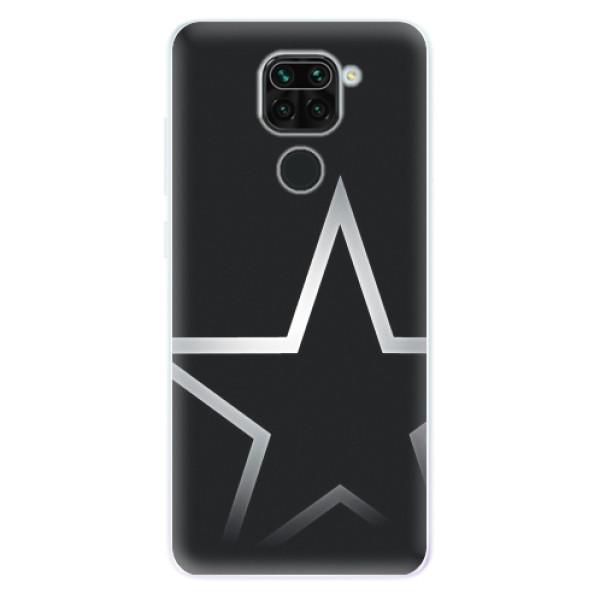 Odolné silikonové pouzdro iSaprio - Star - Xiaomi Redmi Note 9