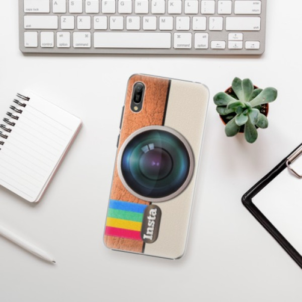 Plastové pouzdro iSaprio - Insta - Huawei Y6 2019