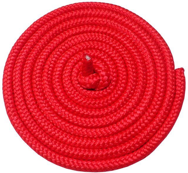 Gymnastické švihadlo 3m červené