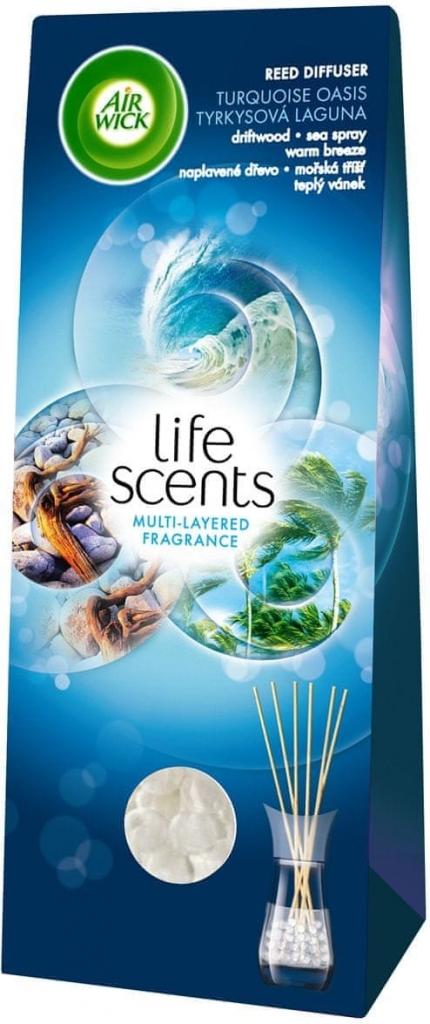 Life Scents Vonné tyčinky Tyrkysová laguna 30 ml