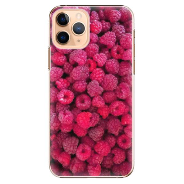 Plastové pouzdro iSaprio - Raspberry - iPhone 11 Pro