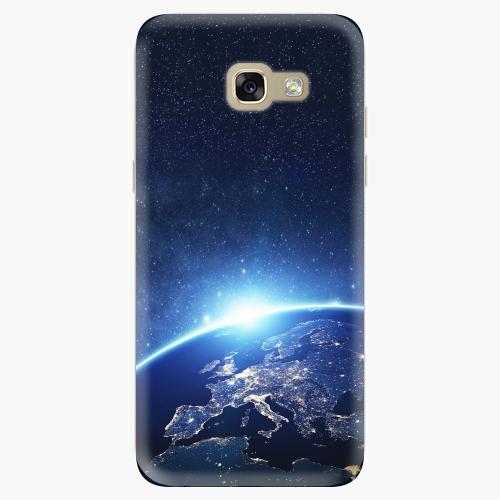 Plastový kryt iSaprio - Earth at Night - Samsung Galaxy A5 2017