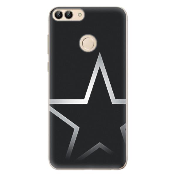 Odolné silikonové pouzdro iSaprio - Star - Huawei P Smart