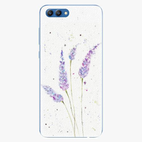 Plastový kryt iSaprio - Lavender - Huawei Honor View 10