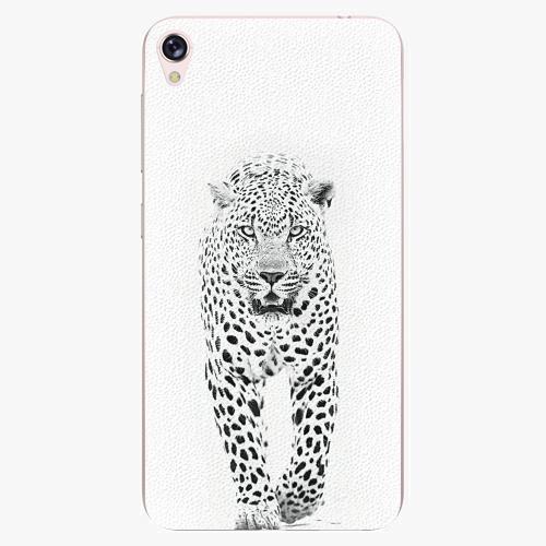 Plastový kryt iSaprio - White Jaguar - Asus ZenFone Live ZB501KL