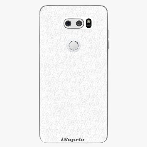 Plastový kryt iSaprio - 4Pure - bílý - LG V30