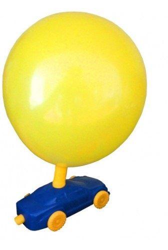 Autíčko na balónek