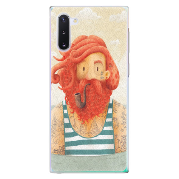 Plastové pouzdro iSaprio - Sailor - Samsung Galaxy Note 10