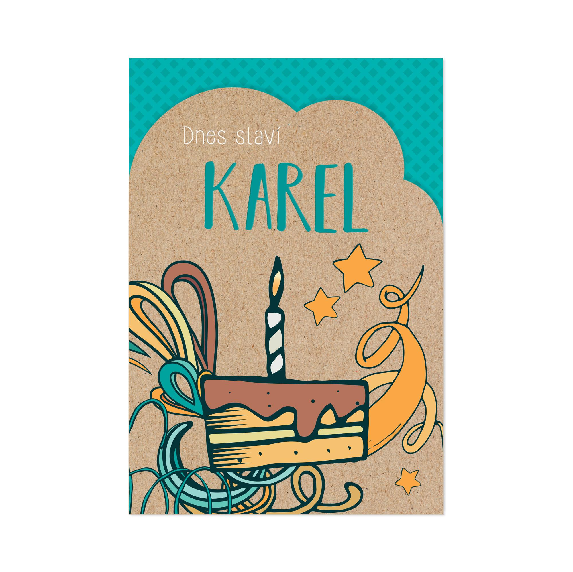 Přání - Karel