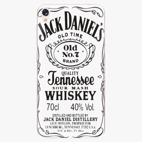 Plastový kryt iSaprio - Jack White - Asus ZenFone Live ZB501KL