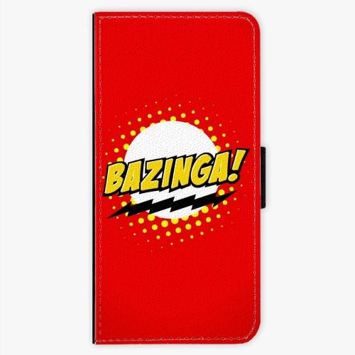 Flipové pouzdro iSaprio - Bazinga 01 - Sony Xperia XA