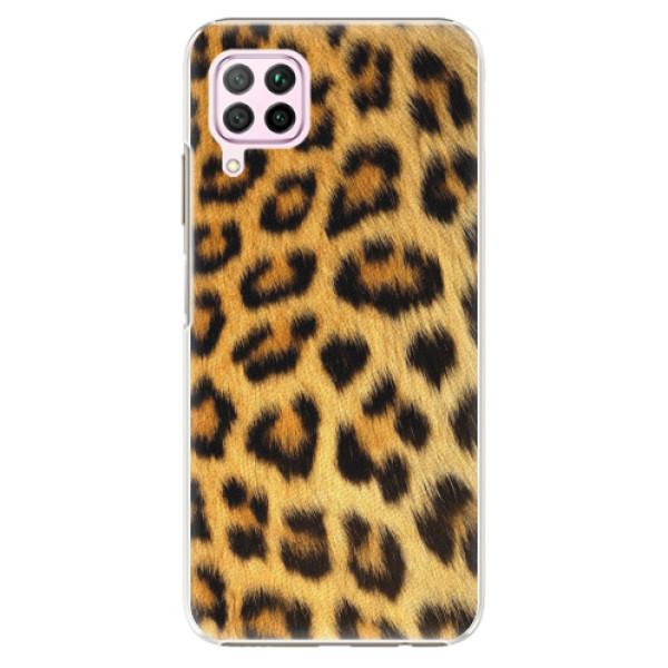 Plastové pouzdro iSaprio - Jaguar Skin - Huawei P40 Lite