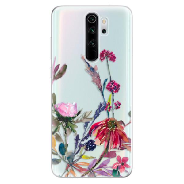 Odolné silikonové pouzdro iSaprio - Herbs 02 - Xiaomi Redmi Note 8 Pro