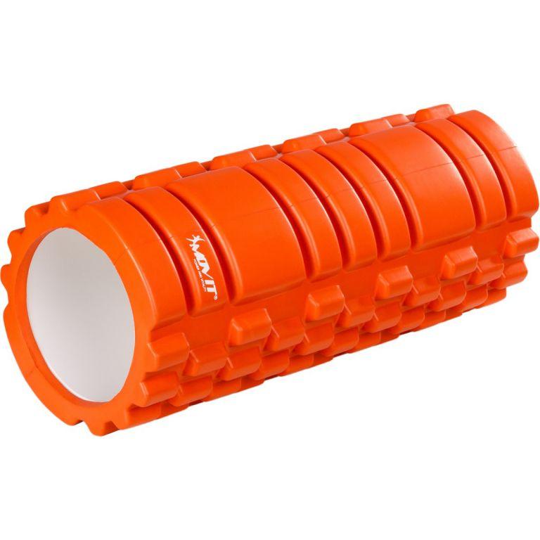 Posilovací masírovací válec - FITNESS ROLLER MOVIT oranžová
