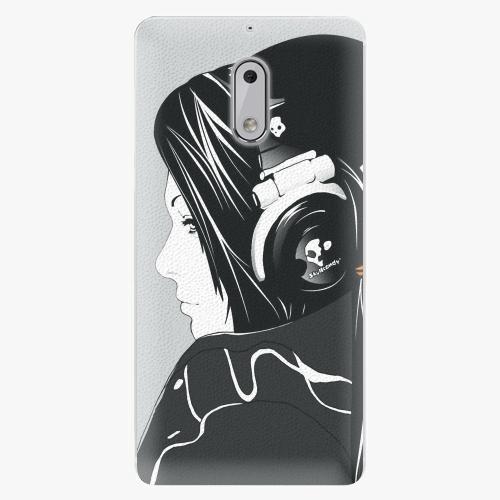 Plastový kryt iSaprio - Headphones - Nokia 6