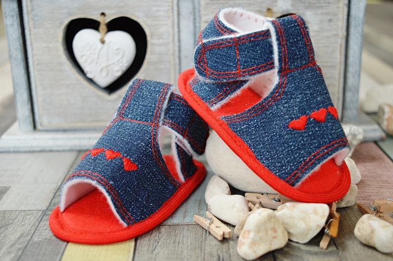 jeansove-capacky-sandalky-lola-baby-jeans-cervena-6-12mesicu