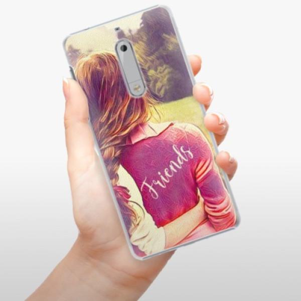 Plastové pouzdro iSaprio - BF Friends - Nokia 5