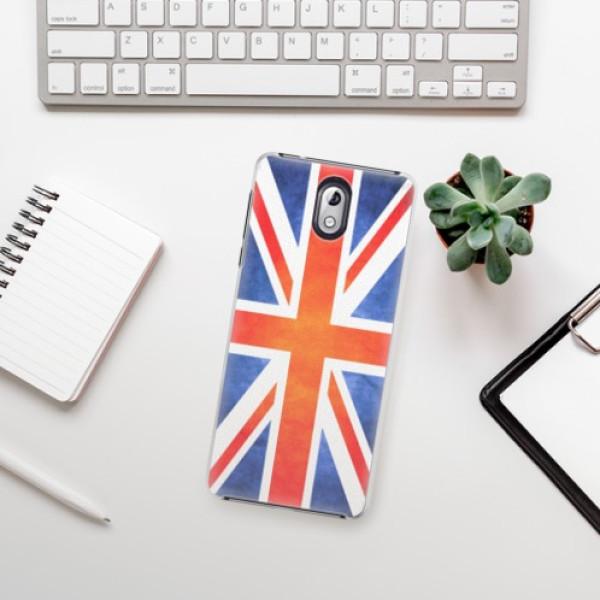 Plastové pouzdro iSaprio - UK Flag - Nokia 3.1