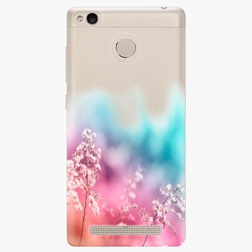 Plastový kryt iSaprio - Rainbow Grass - Xiaomi Redmi 3S