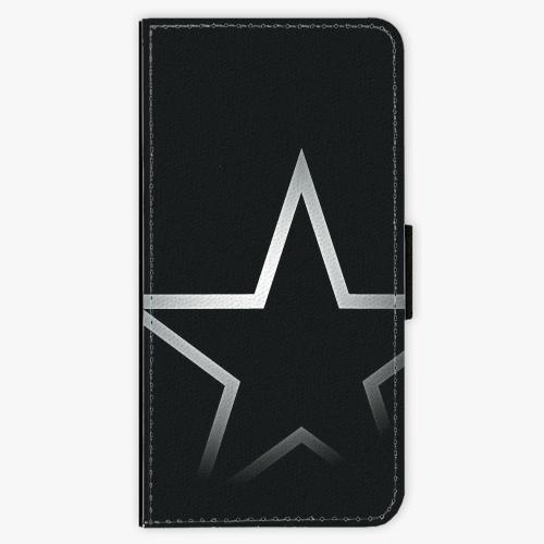 Flipové pouzdro iSaprio - Star - Nokia 6
