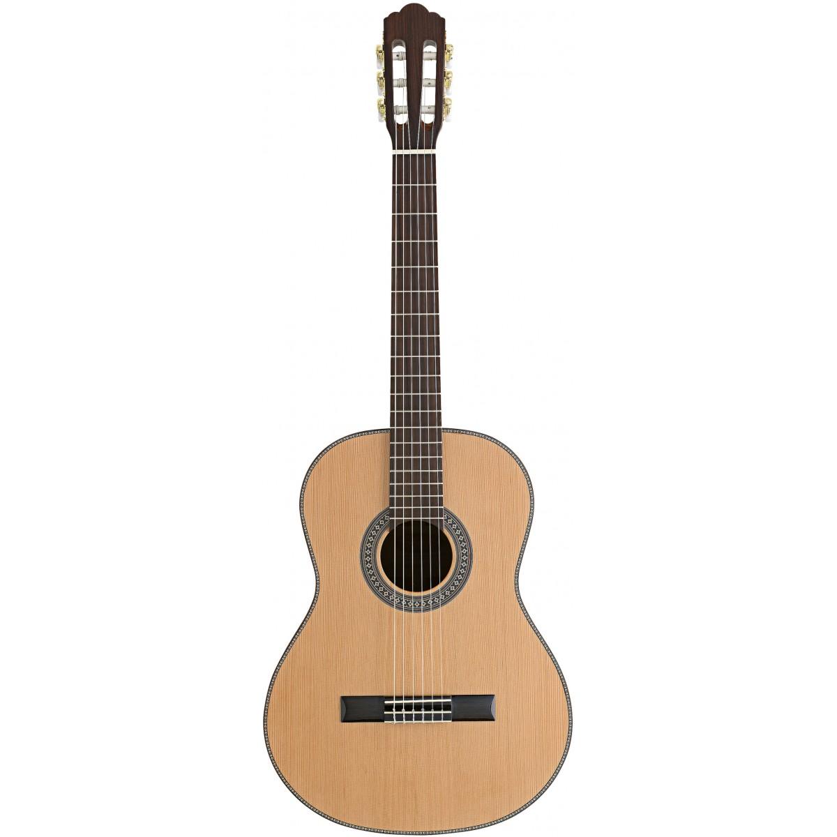 Angel Lopez C1148 S-CED, klasická kytara, přírodní