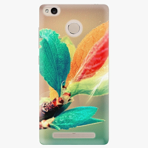 Plastový kryt iSaprio - Autumn 02 - Xiaomi Redmi 3S