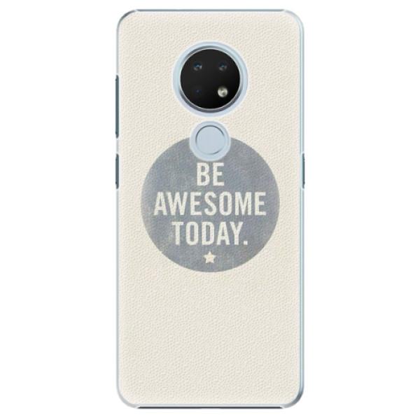 Plastové pouzdro iSaprio - Awesome 02 - Nokia 6.2